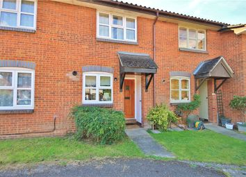 Thumbnail 2 bed terraced house to rent in Jersey Close, Chertsey, Surrey