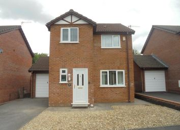 Thumbnail 3 bed detached house for sale in The Walk, Abernant, Aberdare