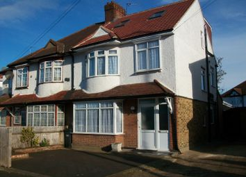 Thumbnail 4 bed semi-detached house for sale in Upper Sutton Lane, Hounslow