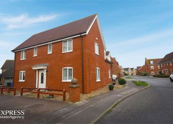 Thumbnail 5 bed detached house for sale in Ullswater, Carlton Colville, Lowestoft, Suffolk