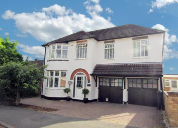 Thumbnail 5 bed detached house for sale in Tennyson Street, Narborough, Leicester