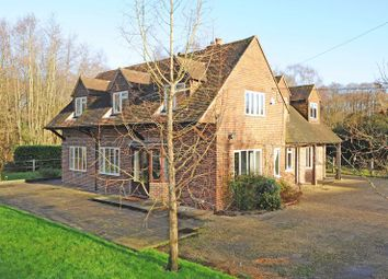 Thumbnail 4 bed detached house to rent in Westbrook Hill, Elstead, Godalming