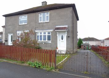Thumbnail 2 bed semi-detached house for sale in School Street, Chapelhall, Airdrie, North Lanarkshire