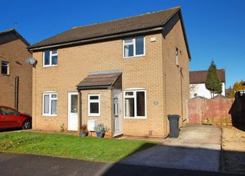 Thumbnail 2 bed semi-detached house to rent in Wavell Close, Yate, Bristol