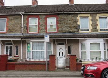 Thumbnail 3 bed terraced house for sale in William Street, Blackwood