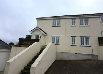 Thumbnail 2 bed flat for sale in Chy Pons, St Austell, Cornwall