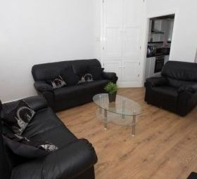 Thumbnail 6 bed shared accommodation to rent in Charlotte Road, Sheffield