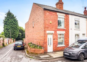 Thumbnail 2 bed end terrace house for sale in Gladstone Street, Mansfield