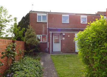 Thumbnail 2 bedroom end terrace house to rent in Rosebery Avenue, Yeovil