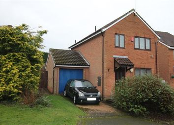 Thumbnail Detached house for sale in Erwood Close, Headless Cross, Redditch