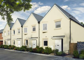 "Thumbnail 3 bed terraced house for sale in ""The Hawthorn 2"" at Mill Lane, Bitton, Bristol"