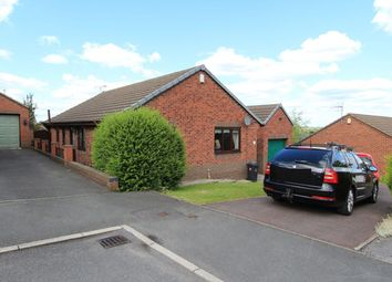 Thumbnail 2 bed detached house to rent in Hallfield Close, Wingerworth, Chesterfield