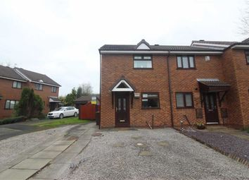 Thumbnail 2 bed mews house for sale in Penny Gate Close, Wigan, Lancs