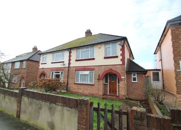 Thumbnail 3 bed property to rent in Plumpton Avenue, Hornchurch