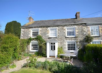 Thumbnail 4 bed semi-detached house for sale in Old Hill, Grampound, Truro, Cornwall