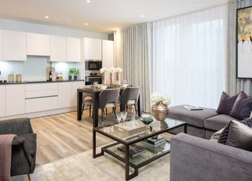 """Thumbnail 3 bedroom flat for sale in """"Andrewes House"""" at The Ridgeway, Mill Hill, London"""