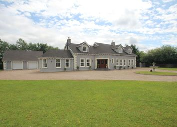 Thumbnail 6 bed detached house for sale in Lenagh Road, Randalstown, Antrim