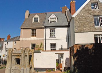 Thumbnail 3 bed terraced house for sale in Fore Street, Topsham, Exeter