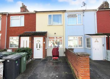 Thumbnail 3 bedroom terraced house for sale in Audley Street, Great Yarmouth