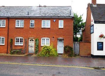Thumbnail 3 bed end terrace house for sale in Tickford Street, Newport Pagnell, Milton Keynes, Bucks