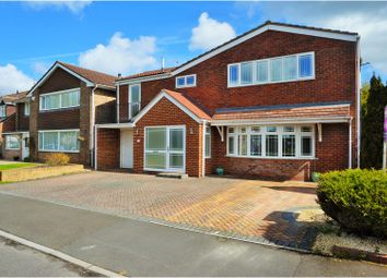 Thumbnail 5 bedroom detached house for sale in Merlin Way Covingham, Swindon