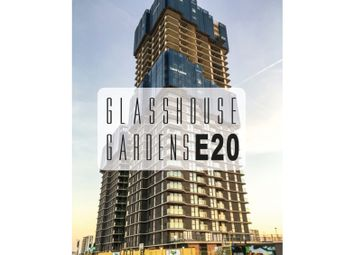 Thumbnail 2 bed flat to rent in Cassia Point, Glasshouse Gardens, Stratford City