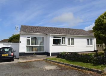 Thumbnail 3 bed bungalow for sale in Gibbons Fields, Mullion, Helston, Cornwall