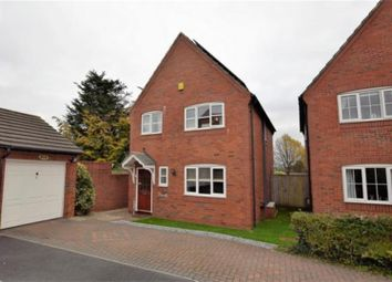 Thumbnail 3 bed detached house for sale in Edgbaston Mead, Exeter