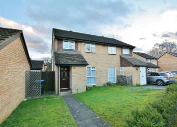 Thumbnail 3 bed semi-detached house to rent in Hawkswell Close, Woking