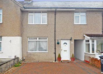 Thumbnail 2 bedroom terraced house for sale in Baron Road, Dagenham, Essex