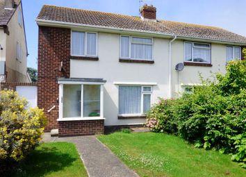 Thumbnail 3 bed semi-detached house for sale in Portland Road, Wyke Regis, Weymouth