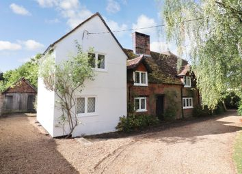 Thumbnail 4 bed detached house for sale in Shoe Lane, Upham, Southampton