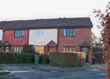 Thumbnail 2 bed terraced house to rent in Longstock Close, Chineham, Basingstoke