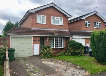 Thumbnail 2 bed detached house for sale in Alderton Drive, Wolverhampton