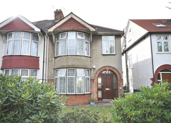 Thumbnail 3 bedroom semi-detached house to rent in Hall Lane, London