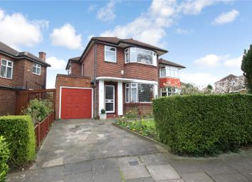 Thumbnail 3 bed detached house for sale in Ashridge Crescent, Shooters Hill