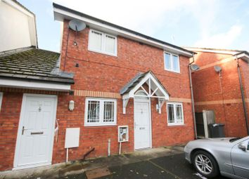 Thumbnail 2 bed flat for sale in Apple Blossom Grove, Cadishead, Manchester