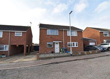 Thumbnail 3 bed semi-detached house to rent in Elder Close, Sawston, Cambridge, Cambridgeshire