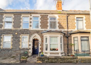 Thumbnail 1 bed flat for sale in Bangor Street, Roath, Cardiff