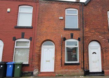 Thumbnail 2 bed terraced house for sale in Kenworthy Avenue, Ashton-Under-Lyne
