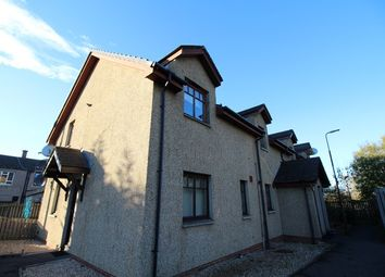 Thumbnail 2 bed flat for sale in 2 Auldcathie Place, Winchburgh