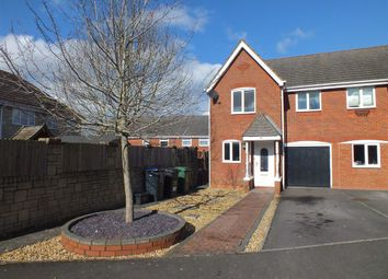 Thumbnail 3 bed end terrace house to rent in Windsor Drive, Westbury, Wiltshire
