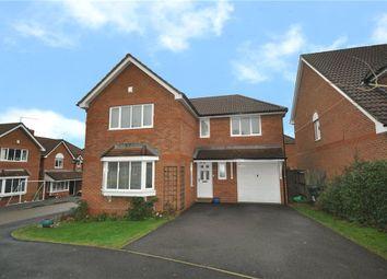 Thumbnail 4 bed detached house for sale in Birches Crest, Hatch Warren, Basingstoke