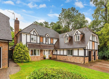 Thumbnail 5 bed detached house for sale in Raglan Road, Reigate