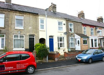 Thumbnail 2 bedroom terraced house to rent in Hotblack Road, Norwich