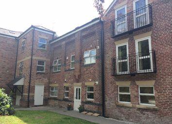 Thumbnail 2 bedroom flat to rent in Torkington Manor, Hazel Grove, Stockport