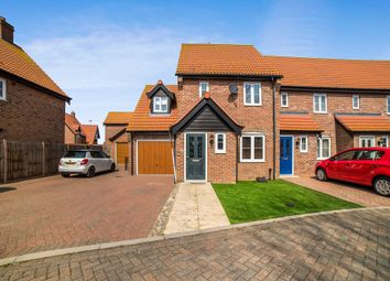 Thumbnail 3 bed end terrace house for sale in Victory Avenue, Bradwell, Great Yarmouth
