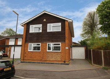4 bed detached house for sale in Kelso Close, Worth, Crawley RH10