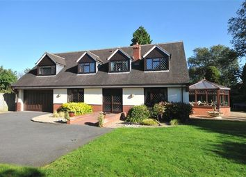 Thumbnail 4 bed detached house for sale in Streetly Lane, Four Oaks, Sutton Coldfield