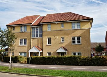 Thumbnail 2 bed flat for sale in Cavell Court, Basildon